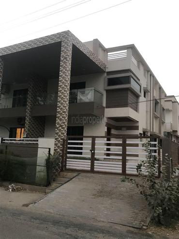 silver alakhnanda - independent house villa for sale at manipur, ahmedabad