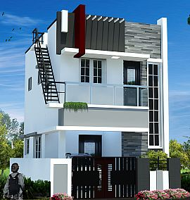 20 To 30 Lakhs Individual Houses Villas In Vadavalli Coimbatore