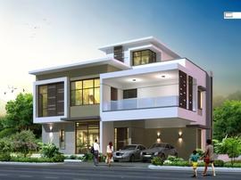 Ultra Luxury Villas Gachibowli , Hyderabad | Ultra Luxury