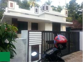 Villas for sale in Mannuthy - Residential Individual Houses